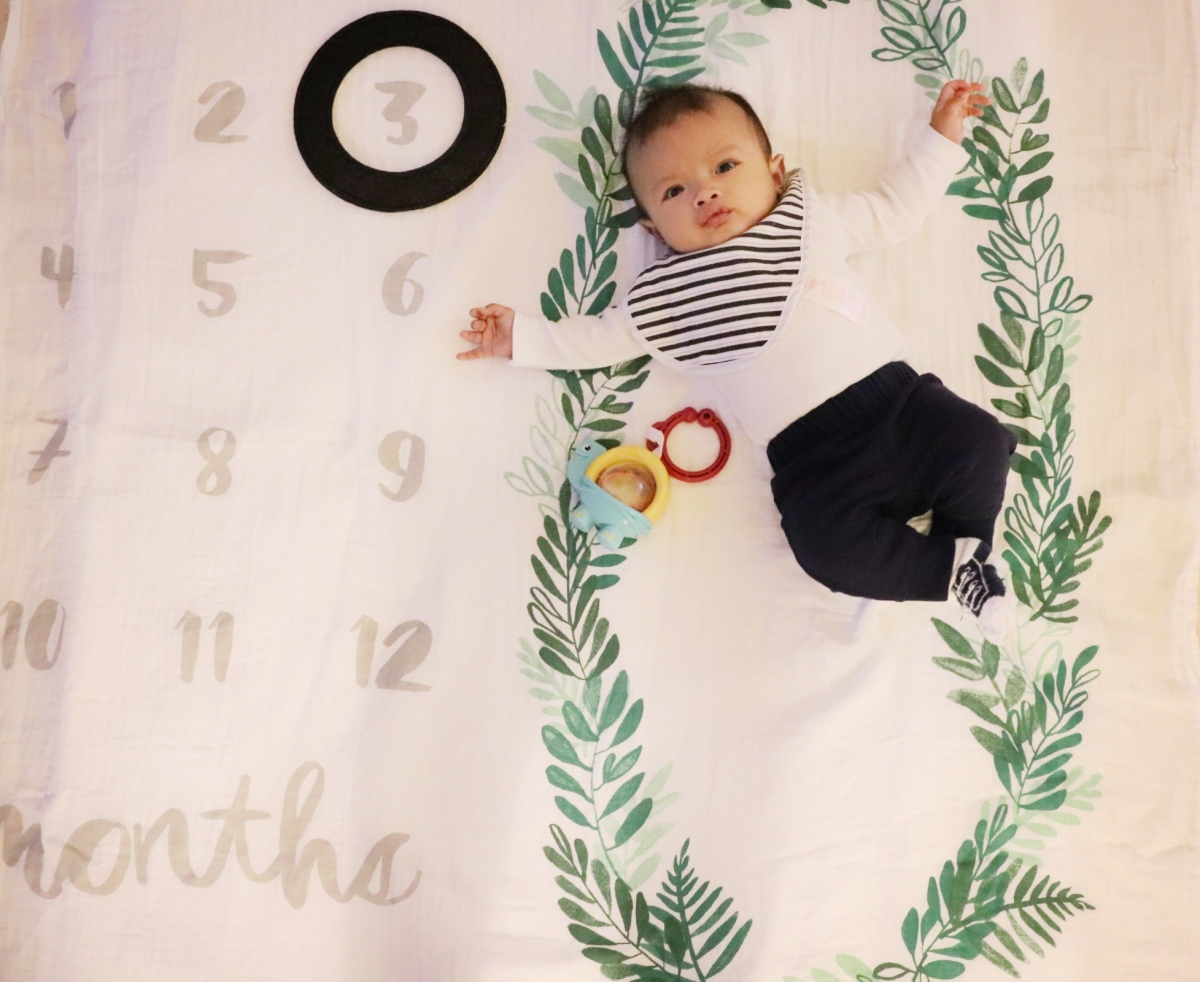 the third month | two at twenty-two